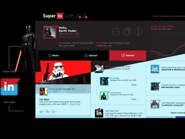Check Out the New Social Network for Superheroes and Villains