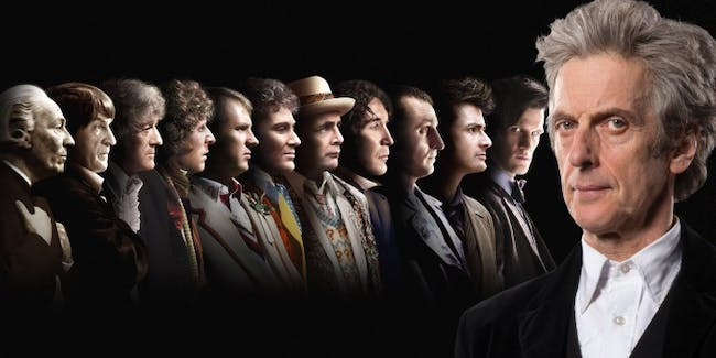 The Doctor's been very old for a very long time — but who's gotten to be the oldest?