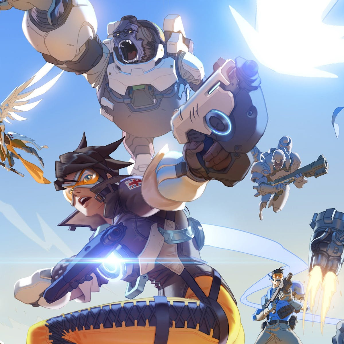 Overwatch Workshop: 5 of the Most Creative Mini-Games We've Seen