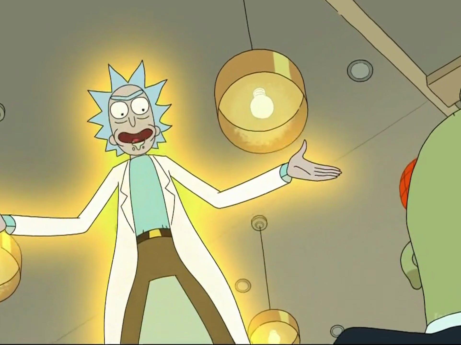 "'Rick and Morty' ""The Rickshank Redemption"""
