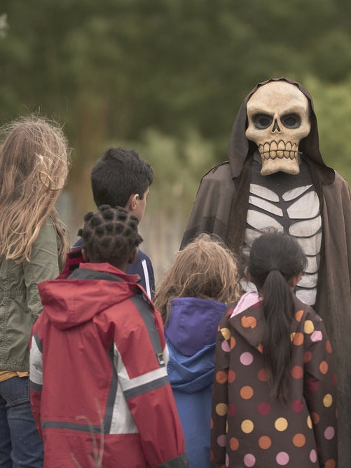 Syfy's 'Channel Zero: Candle Cove'