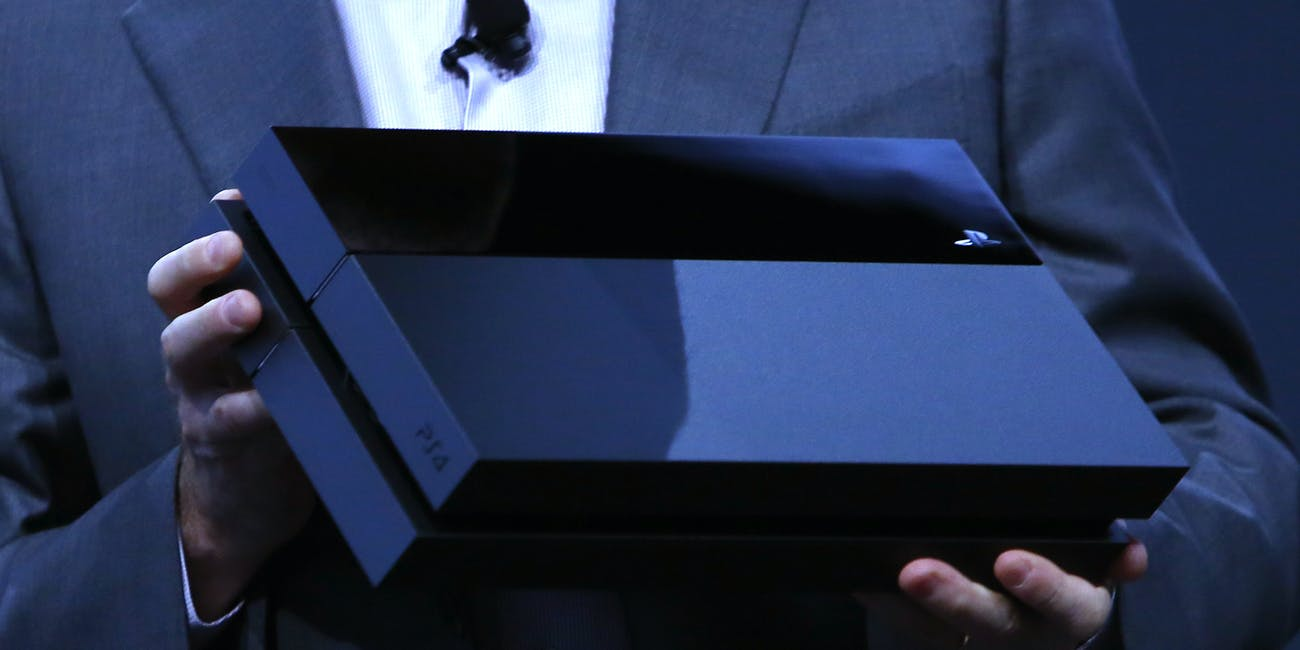 The Islamic State Communicates Through Playstation 4, Warns