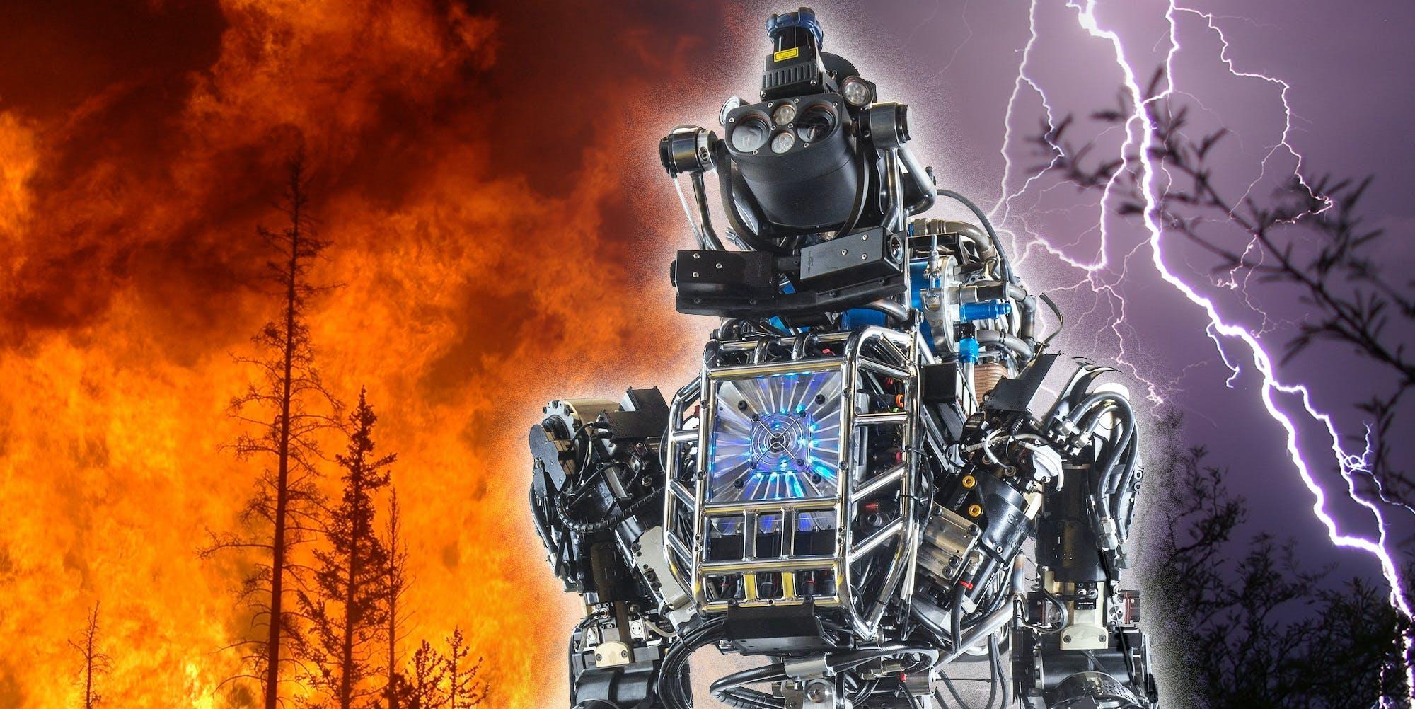 Boston Dynamics' Atlas robot