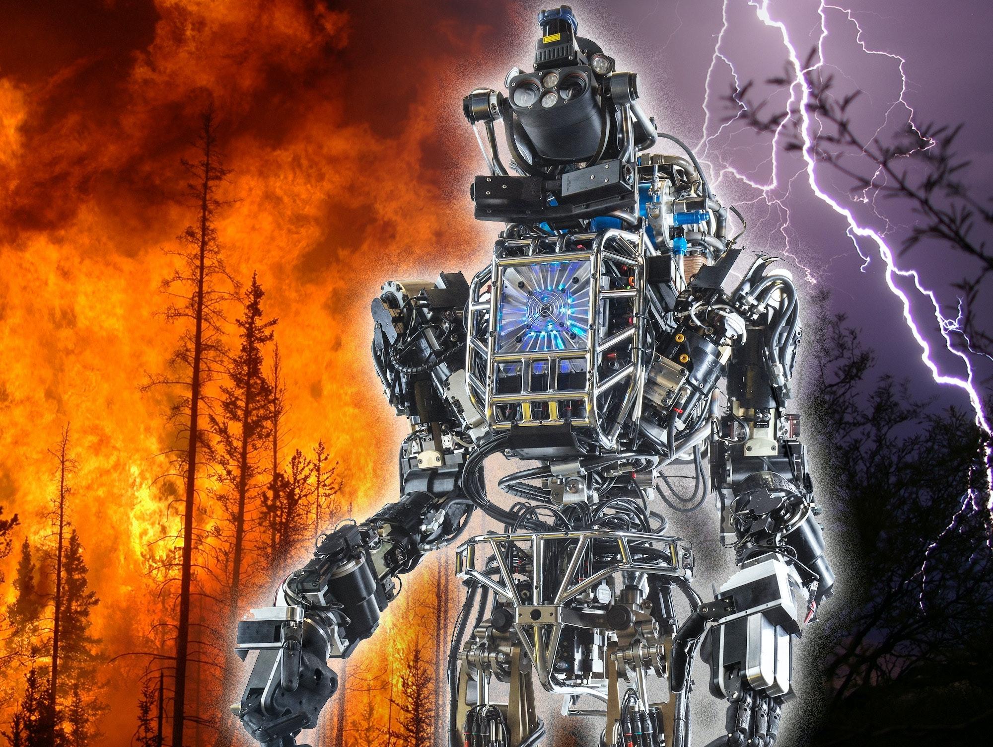 Researchers Have Developed an Algorithm to Make Robots Nimble
