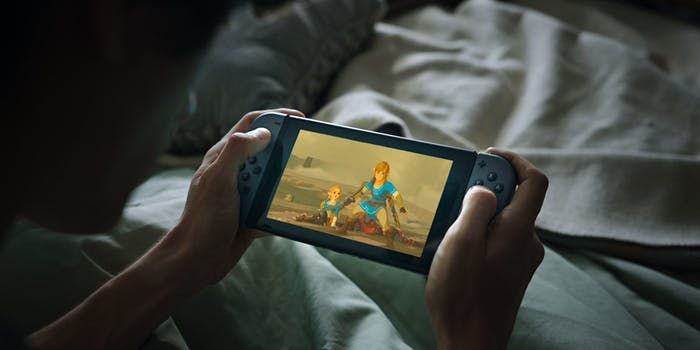 Nintendo Switch Smash Bros