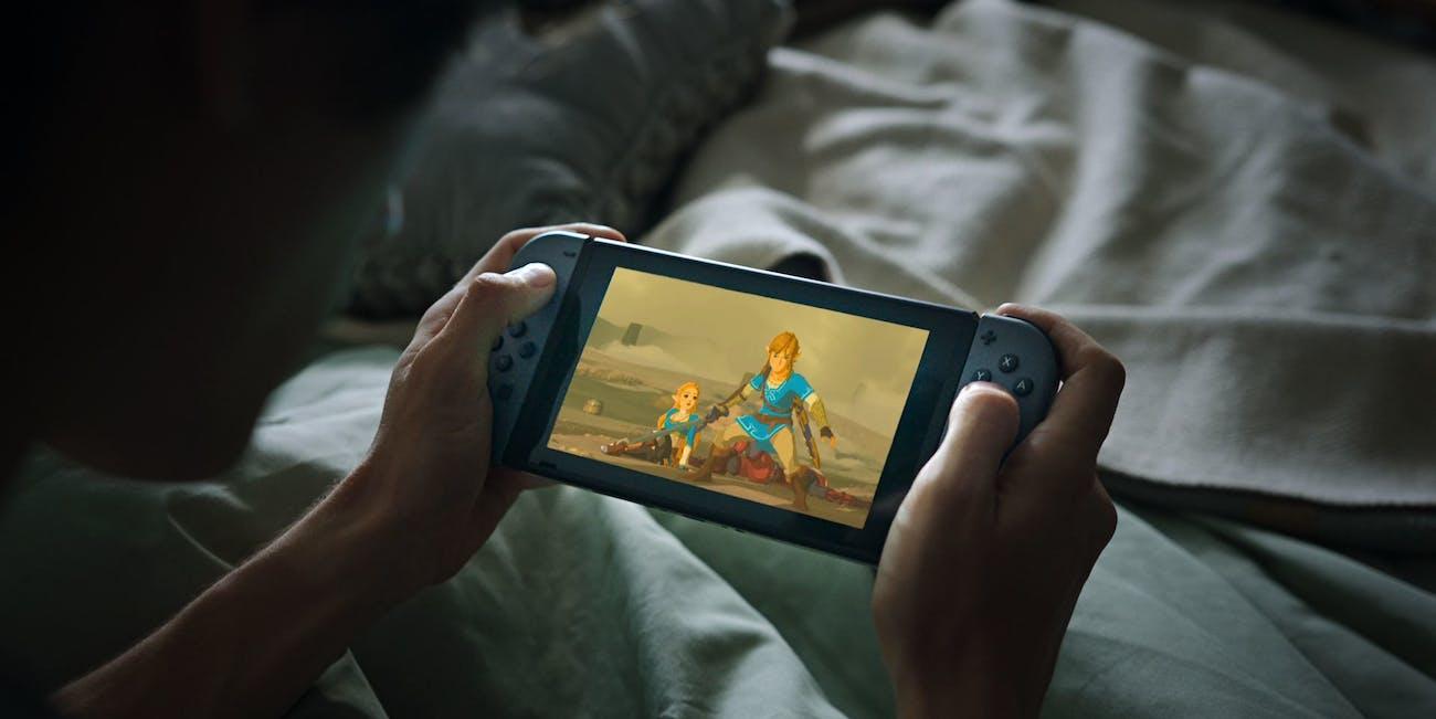 Nintendo Switch Smash Bros