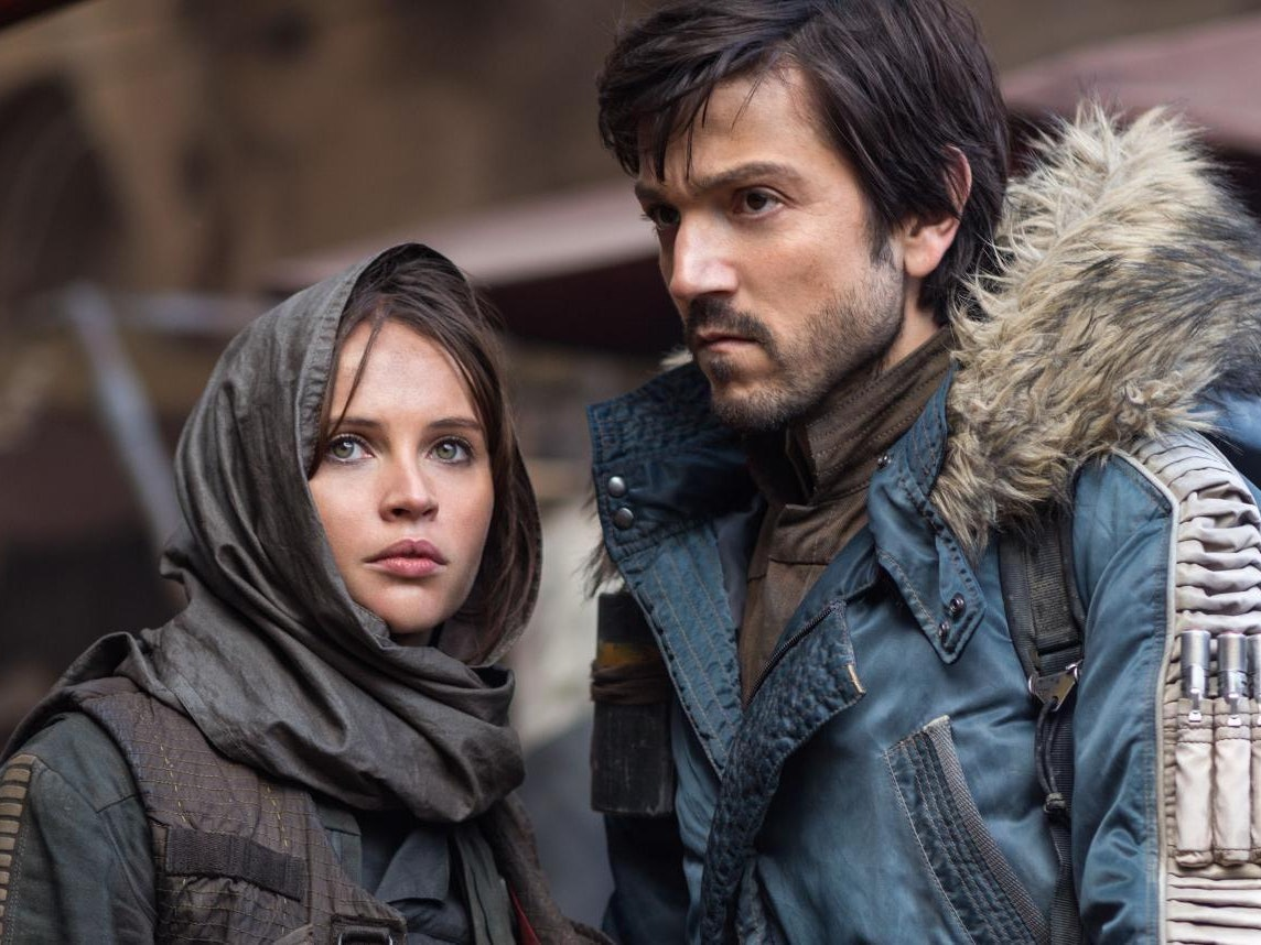 Jyn and Cassian's Relationship in 'Rogue One' Destroyed Everyone