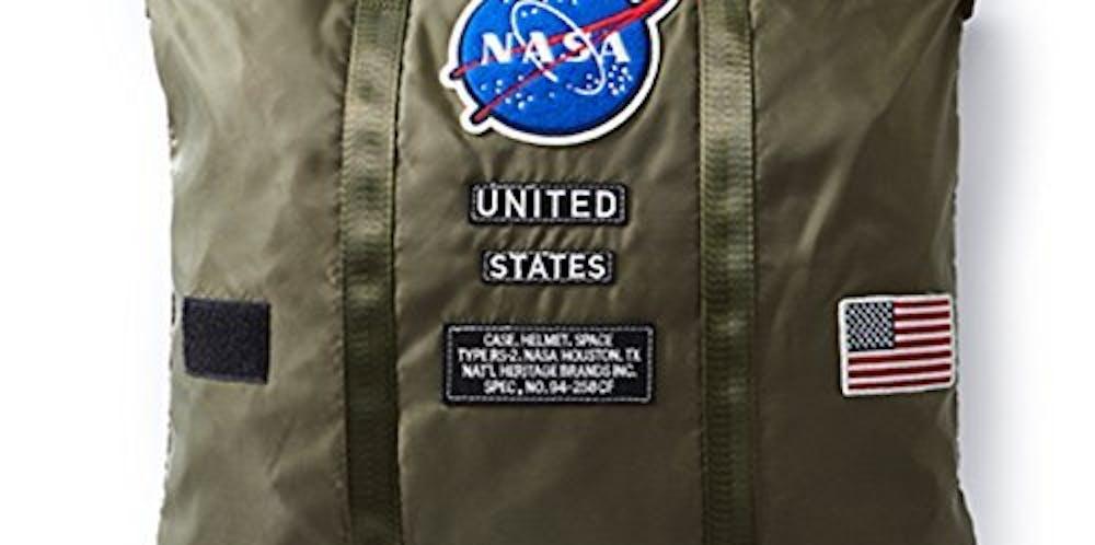 Red Canoe - NASA Helmet Bag