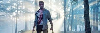 Wolverine as he appears in 'Logan'.