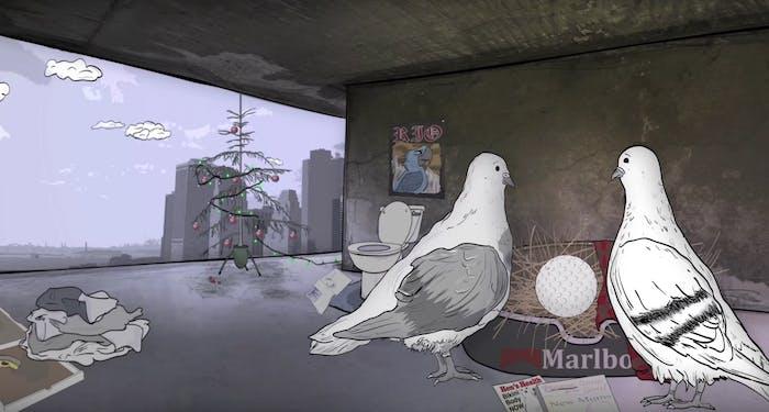 Birds in 'Animals'