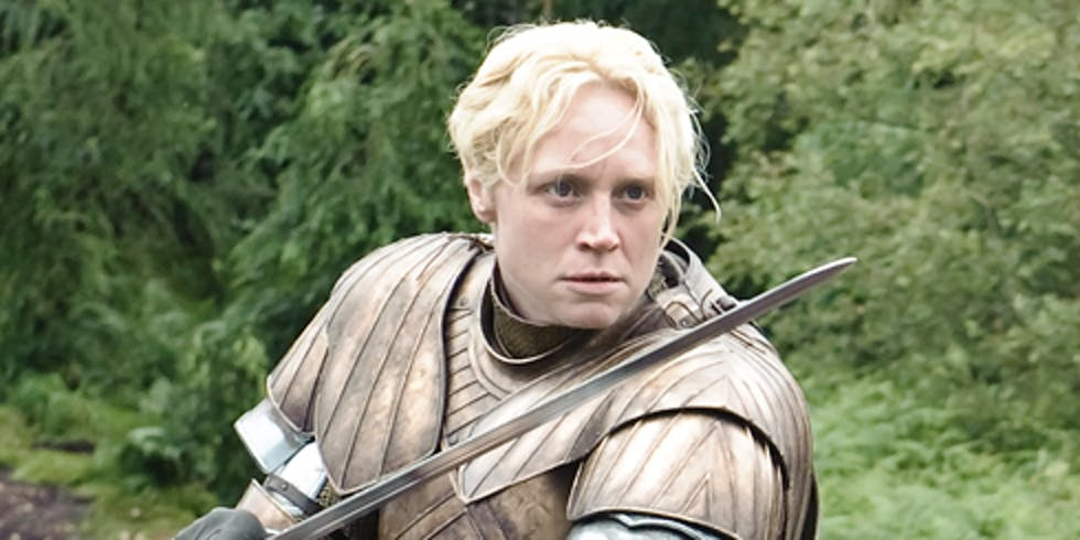 Brienne game of thrones finale easter eggs