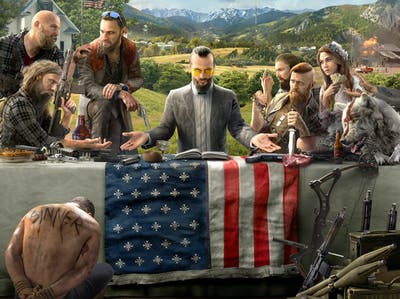 Here's Why Half the Internet Is Angry About 'Far Cry 5'
