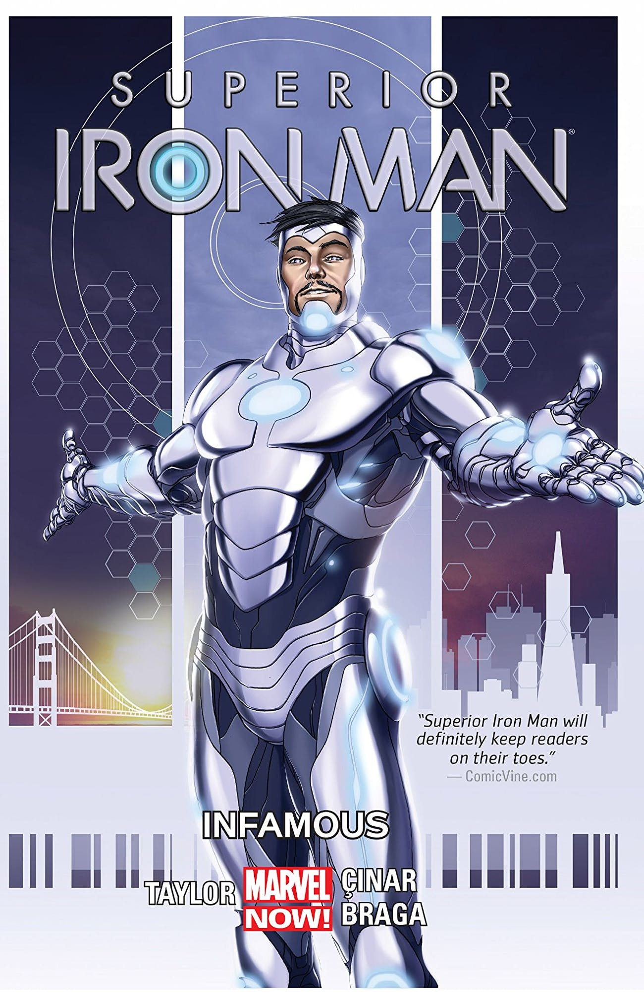 Superior Iron Man Avengers 4