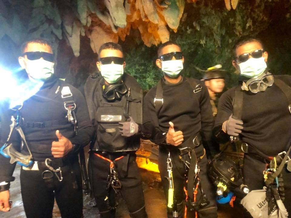 Thai cave rescue: Film producers already in Thailand to make ilm recommend
