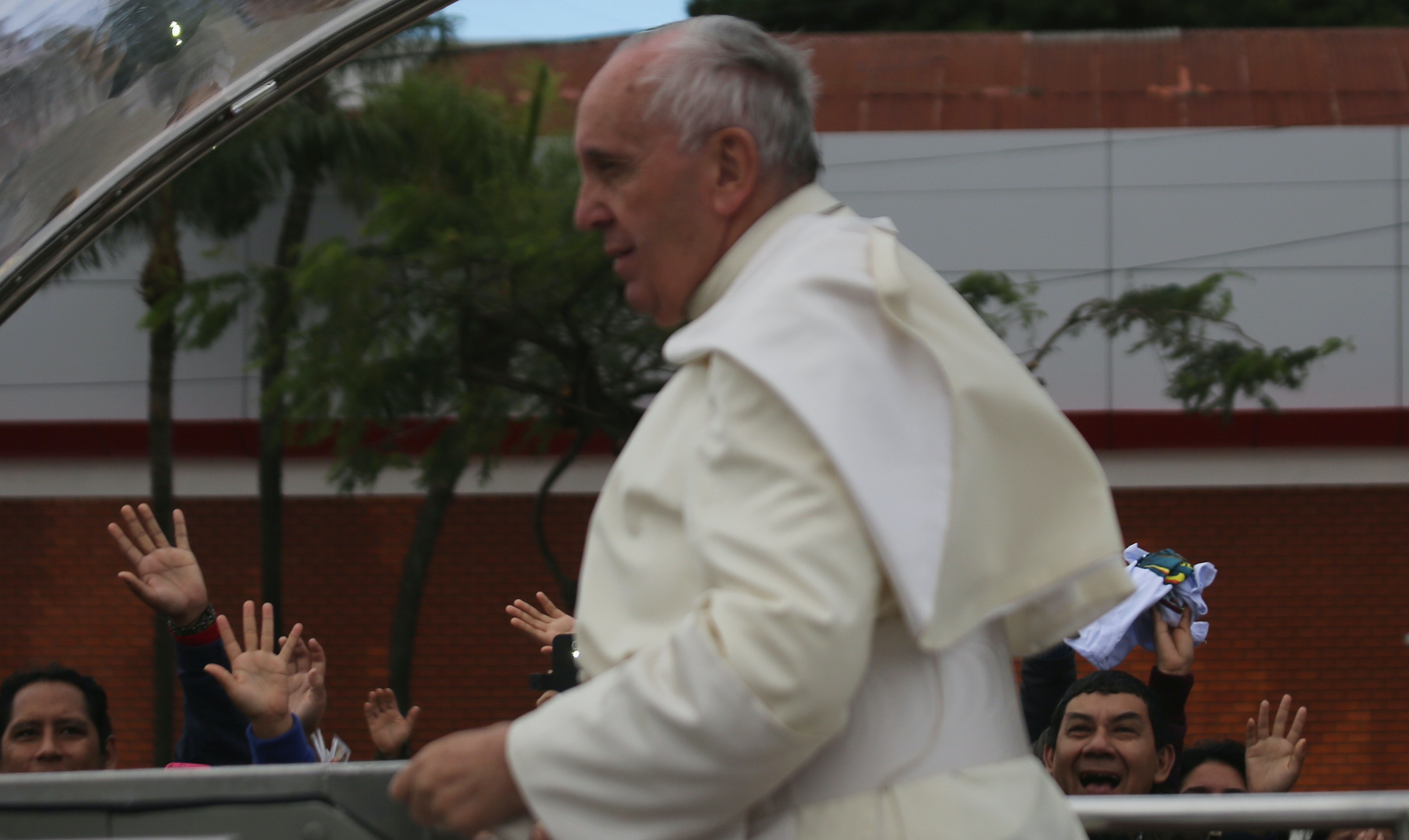 On a recent trip to Bolivia, Pope Francis openly requested coca leaf tea to treat altitude sickness.