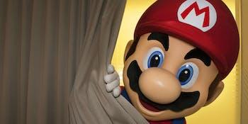 It's a Mario!