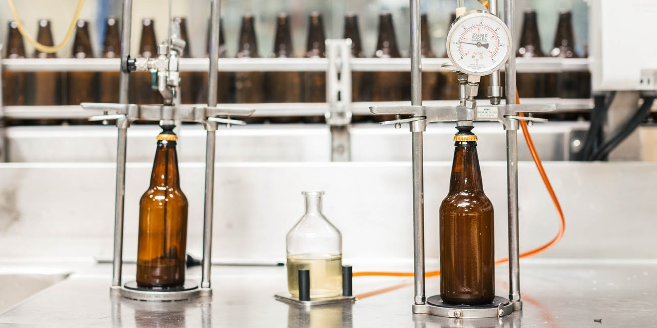 Bottling Line QC