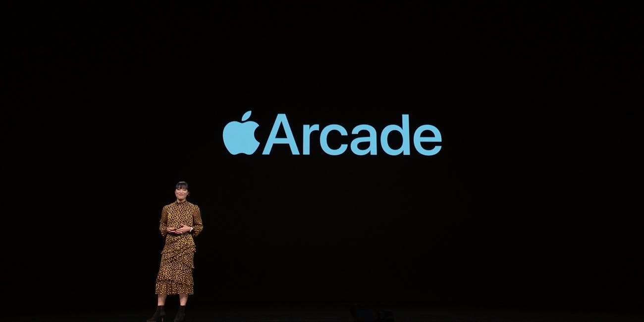 apple arcade announcement