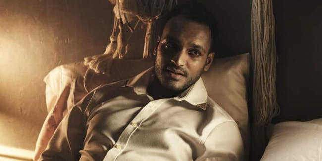 Arjun Gupta as Penny in 'The Magicians'.