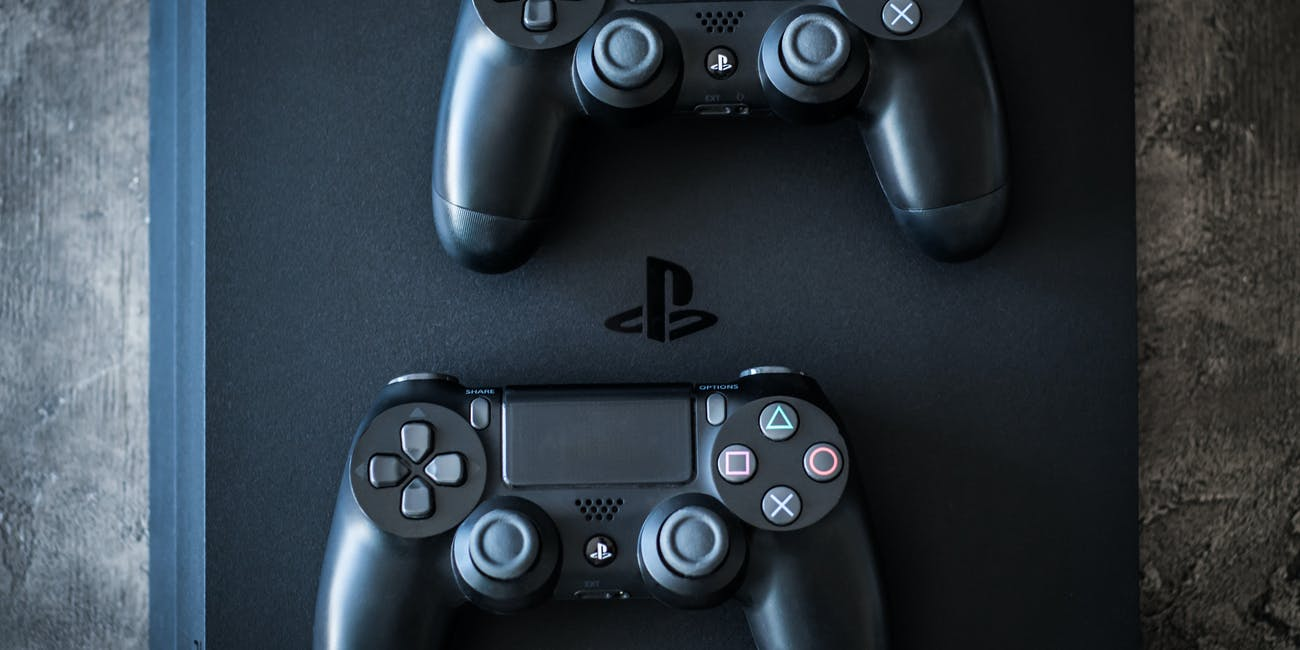 playstation 4 sony console video games