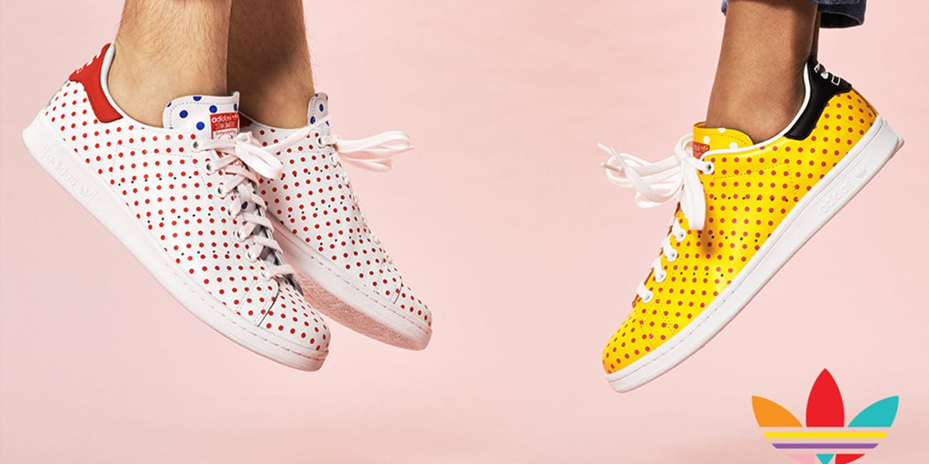 various colors 2b362 8b7dd No One Ruins Classic Adidas Like Pharrell | Inverse