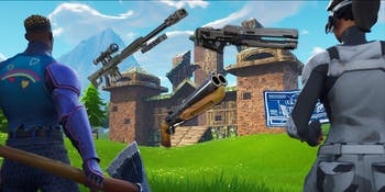 'Fortnite' version 5.2 could bring a heavy sniper, rail sniper, and break-action shotgun.