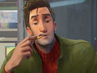 Spider-Man Spider-Verse Jake Johnson