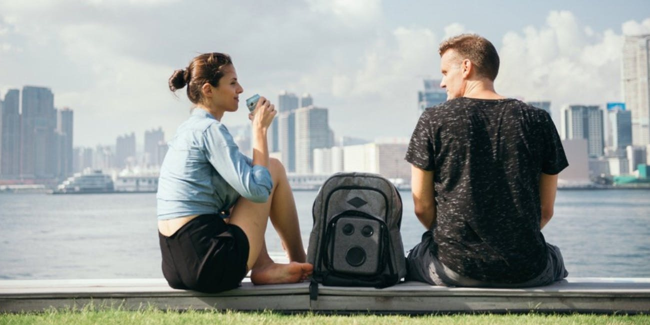 Backpacks, travel, music, technology, business, leisure, luggage