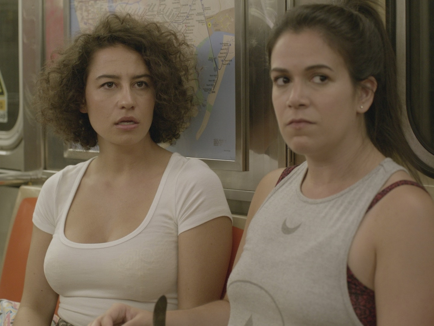 Abbi and Ilana Seriously Consider Eating a Pudgy Infant in 'Broad City'