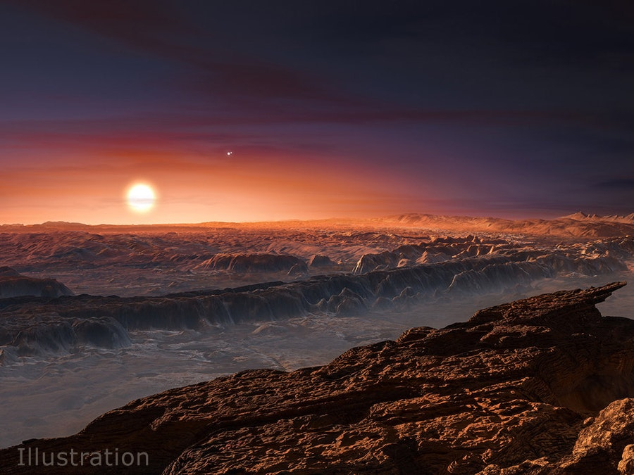 Turn Up on Friday Night With This Proxima b Livestream