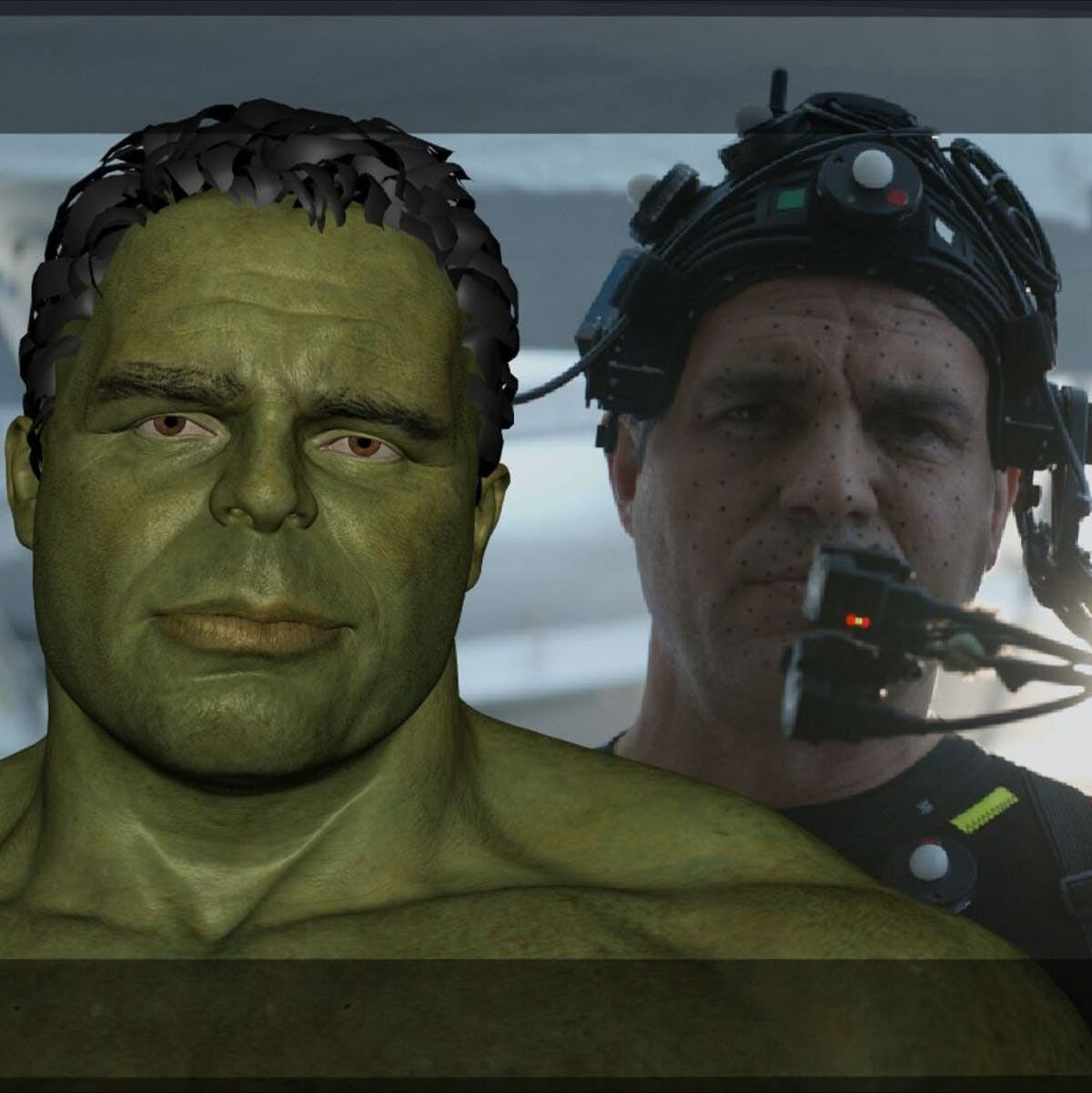 Marvel used an old Ruffalo interview to create Professor Hulk in 'Endgame'