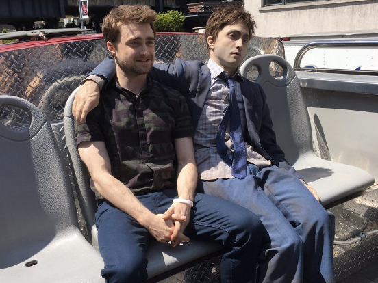 I Cruised NYC With Daniel Radcliffe's Corpse for 'Swiss Army Man''s Promo Tour