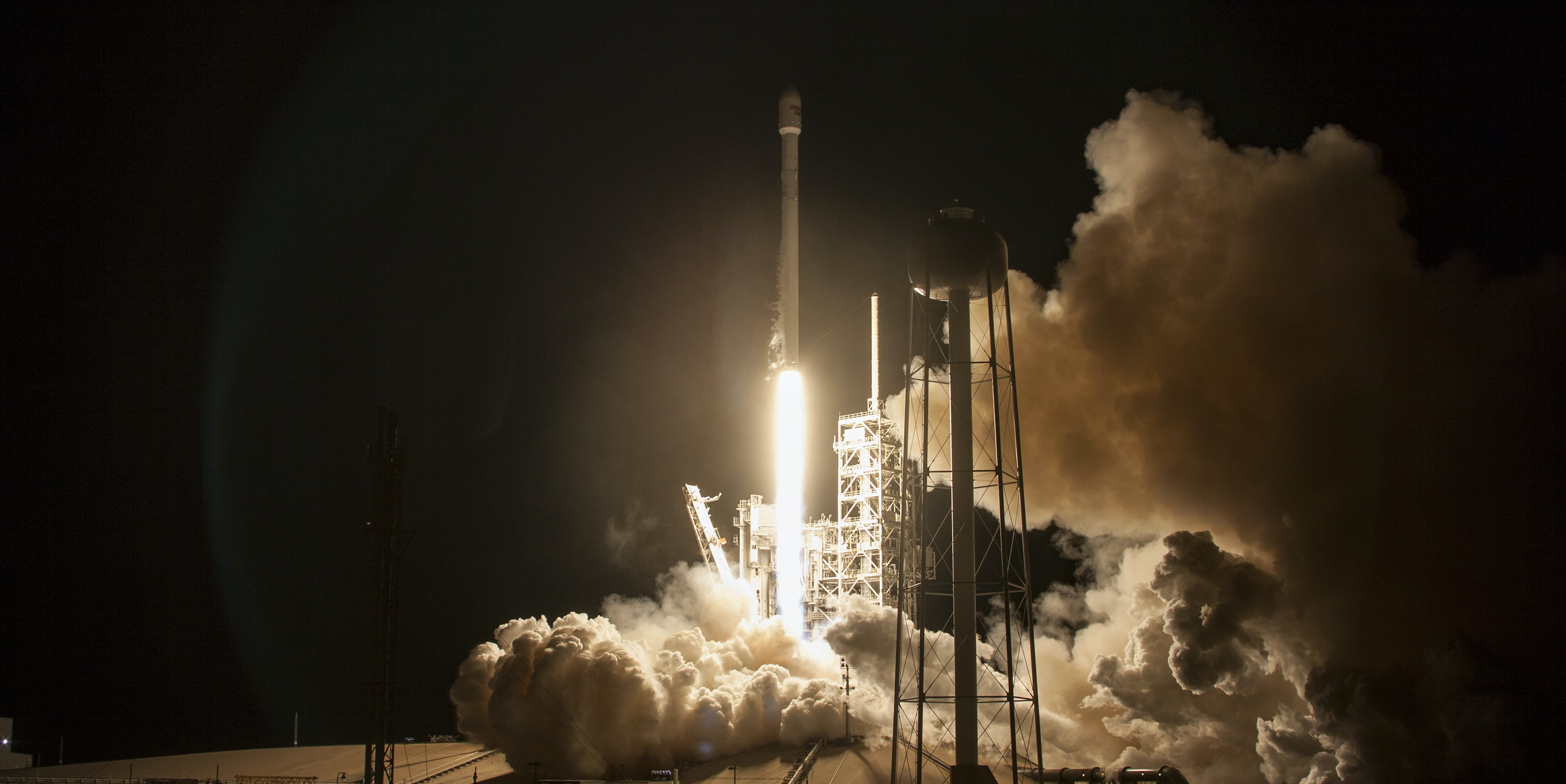 On Thursday, SpaceX launched the EchoStar 23 communications satellite into orbit.