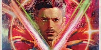 David Bowie Doctor Strange