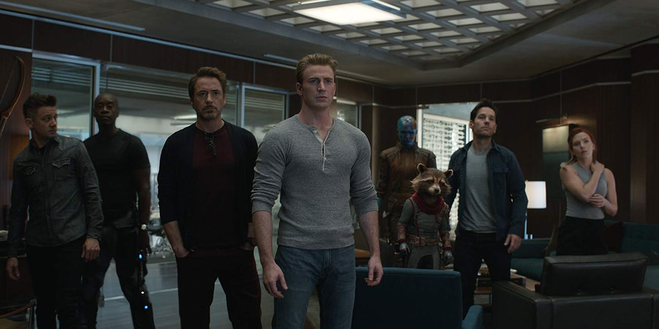 Still of Avengers in Avengers: Endgame