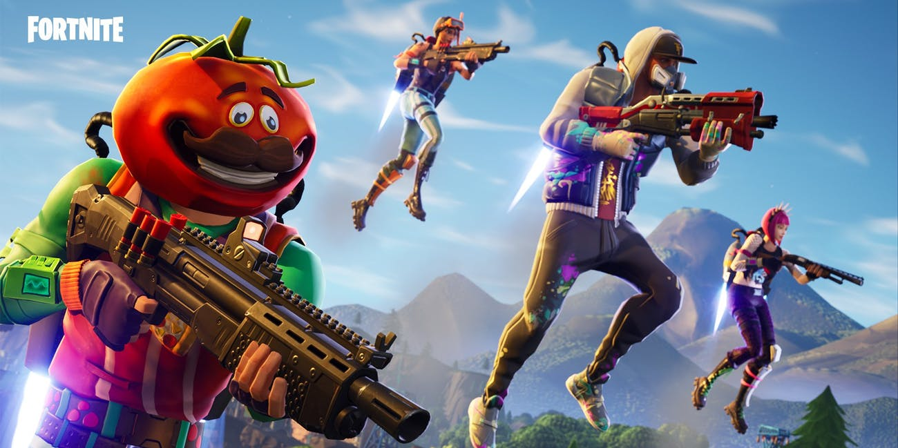 """Fortnite' close encounters limited time mode"