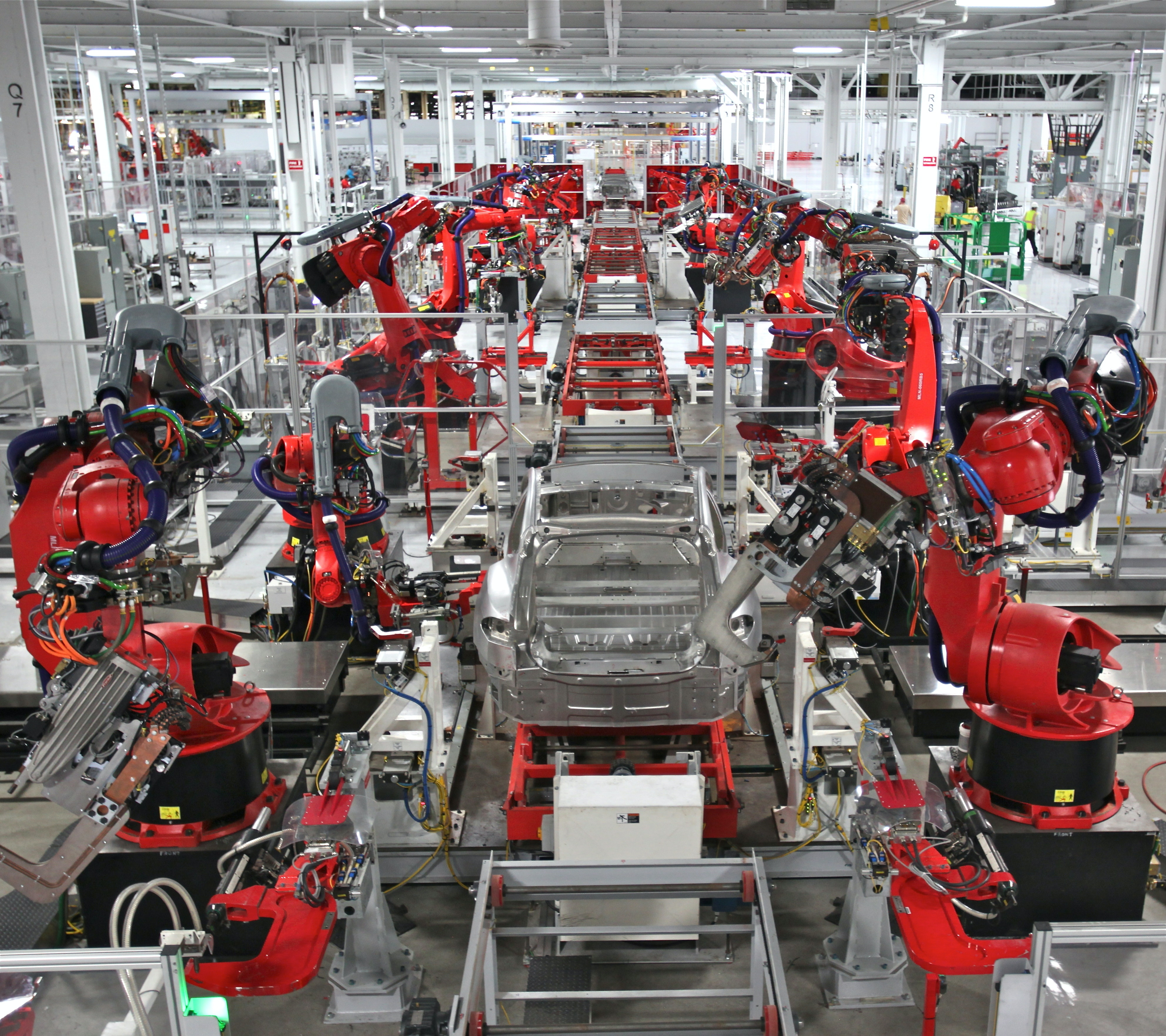 Automation Will Replace Production, Food, and Transportation Jobs First
