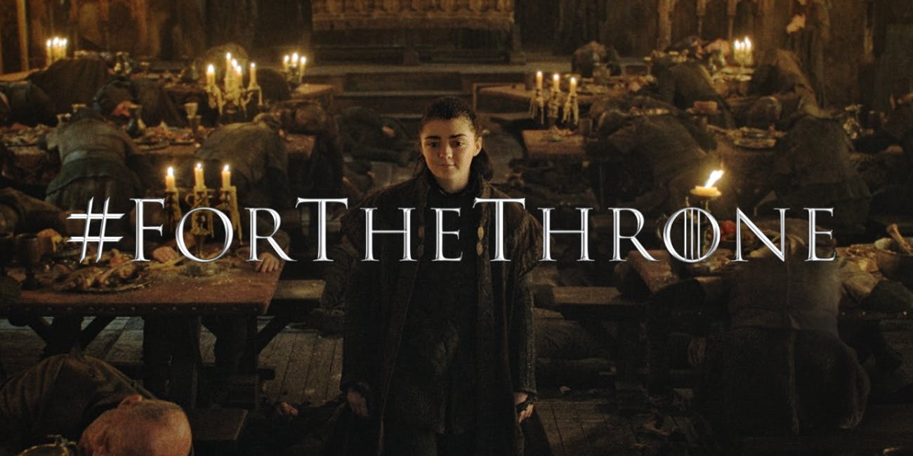 game of thrones season 8 finale series hbo arya stark maisie williams