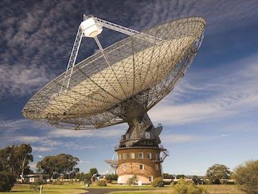 Breakthrough Listen Added Another Alien-Hunting Telescope