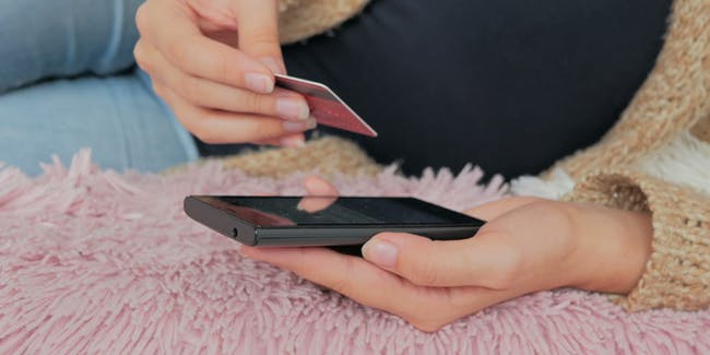Shopping by smartphone is taking off.