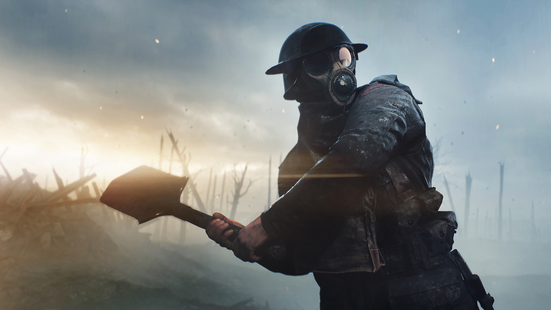 Battlefield 1 from EA and DICE