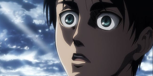 Eren isn't the only one that's shocked by all this.