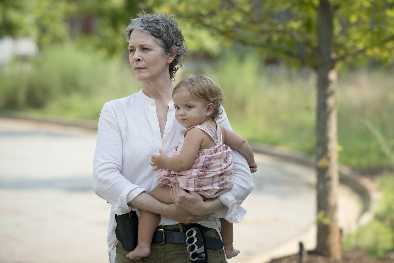 Judith has gotten so big since then.