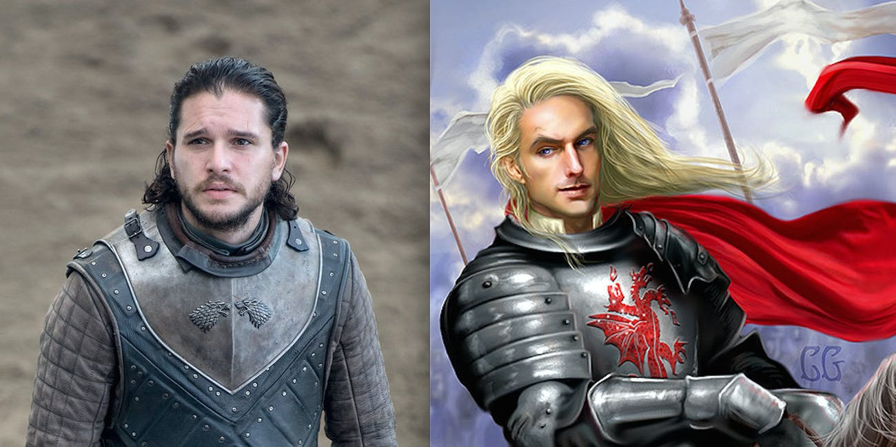Wilf Scolding might be playing Rhaegar Targaryen in 'Game of Thrones'