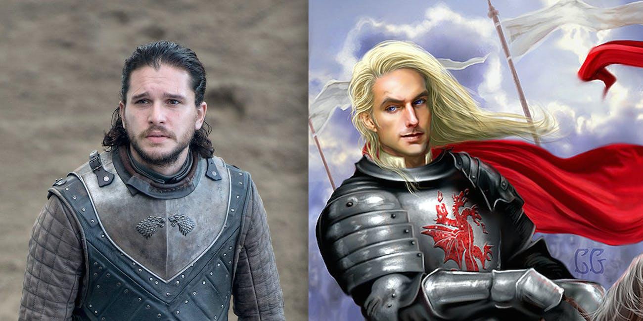 Wilf Scolding might be playing Rhaegar Targaryen in 'Game of Thrones'