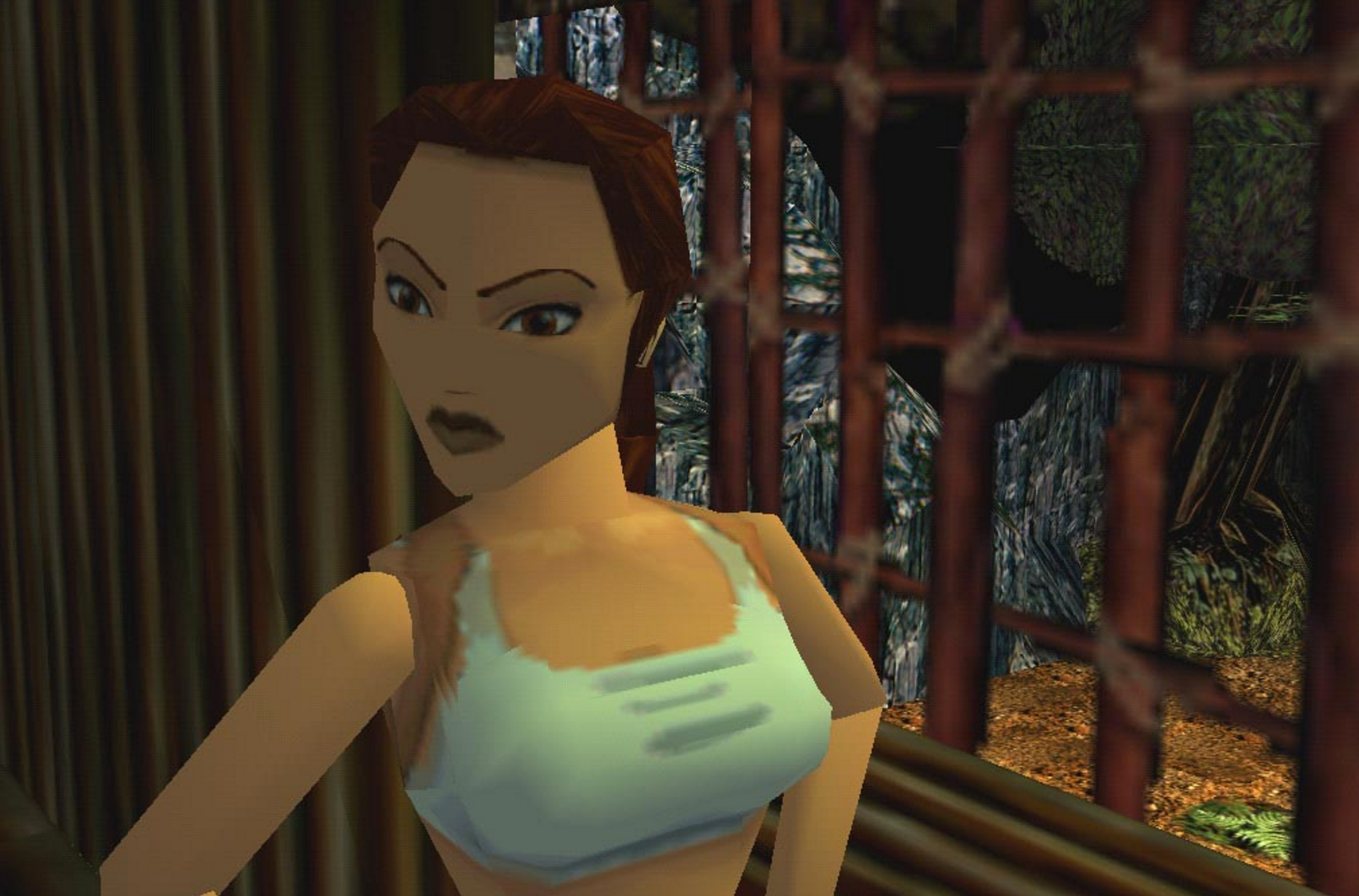 Oversexualized video game characters