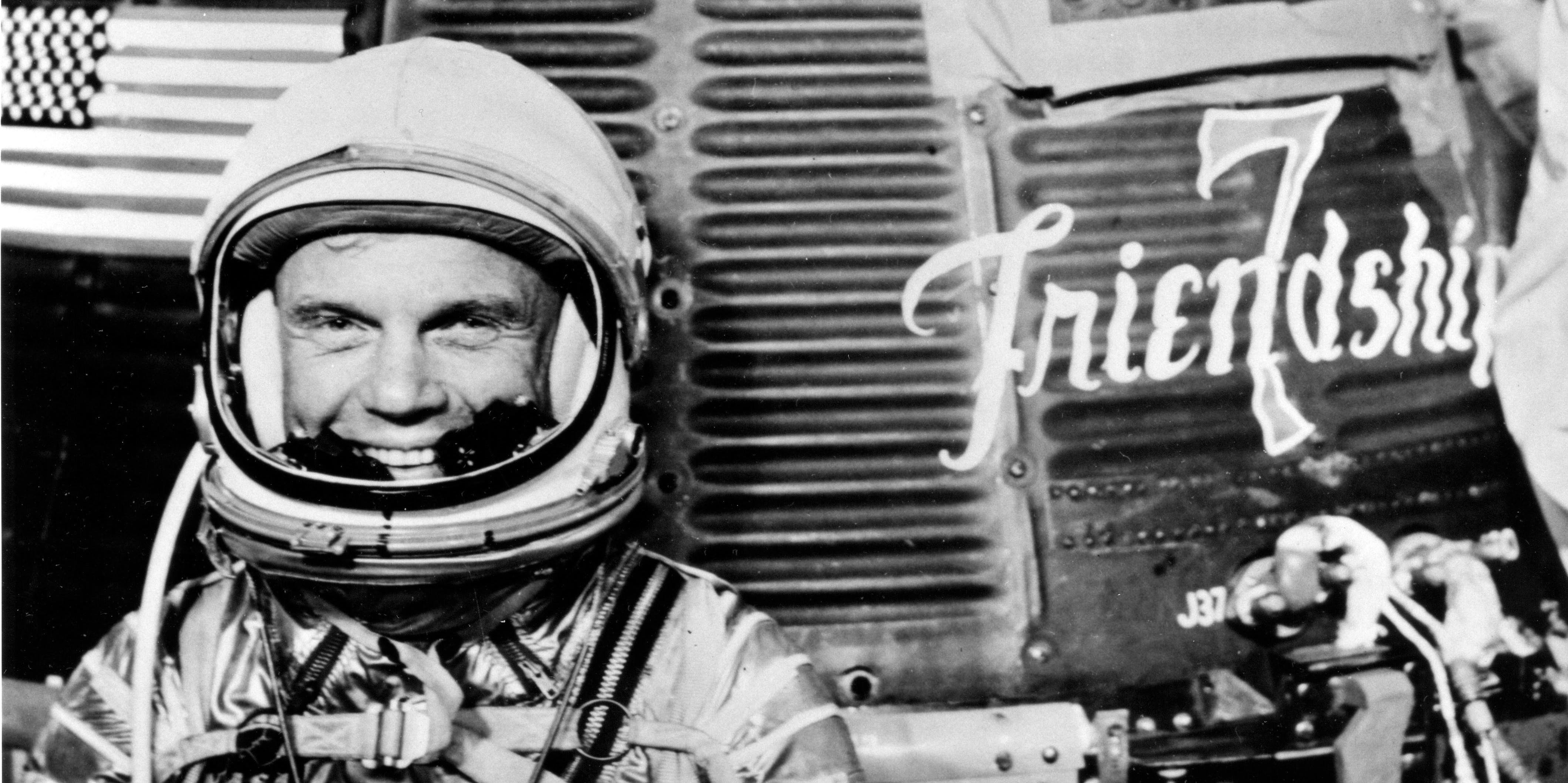 Rest in peace John Glenn, the world will miss you.