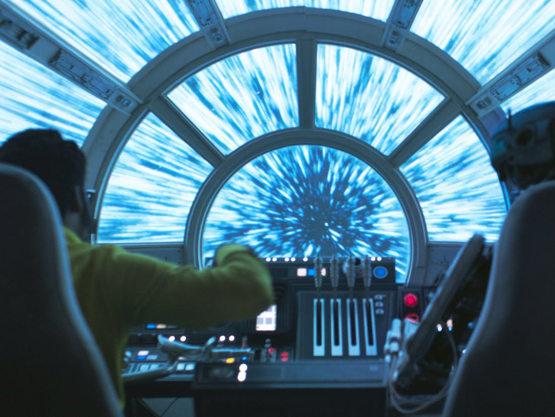 Solo A Star Wars Story Coaxium Hyperspace