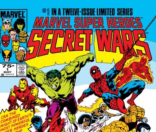 Predictions about Secret Wars