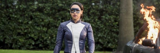"""Run, Iris, Run"" has a lot of fun with a speedster Iris."
